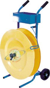 Carrello per bobine reggia in plastica centratura - Porta automatica prezzo ...