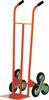 Art.021A portacassette per scale supporto rotante a 6 ruote