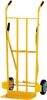 Art.024 doppia impugnatura Ruote gomma piena